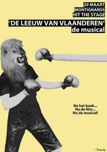 Montignards - De leeuw van Vlaanderen