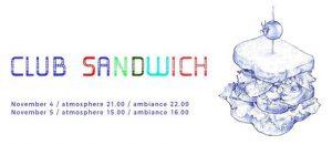 Club Sandwich - Evenement