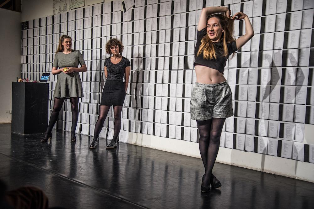 Drie Griekse verhalen door drie vrouwen in (min of meer) drie kwartier