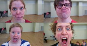 Das Grosse Fressen gezichten
